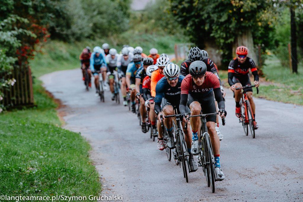 ORLEN e-Tour de Pologne Amatorów na półmetku