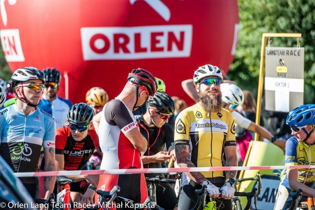 Wyczerpany limit zawodników na ORLEN Lang Team Race w Bytowie