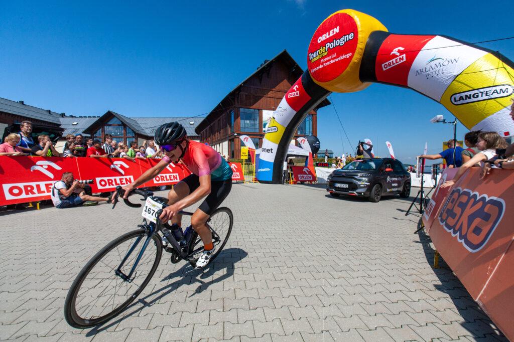 Udostępniliśmy zdjęcia zawodników z 11. edycji ORLEN Tour de Pologne Amatorów 2021