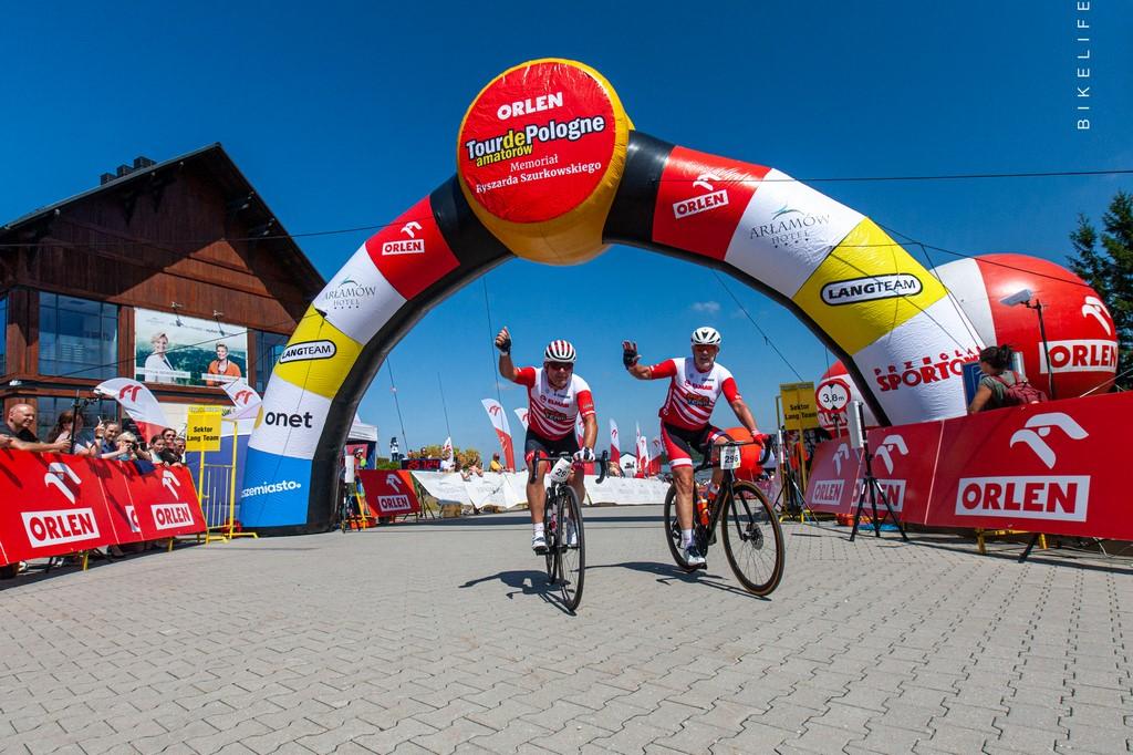 ORLEN Tour de Pologne Amatorów Arłamów 2021, fot. Bikelife