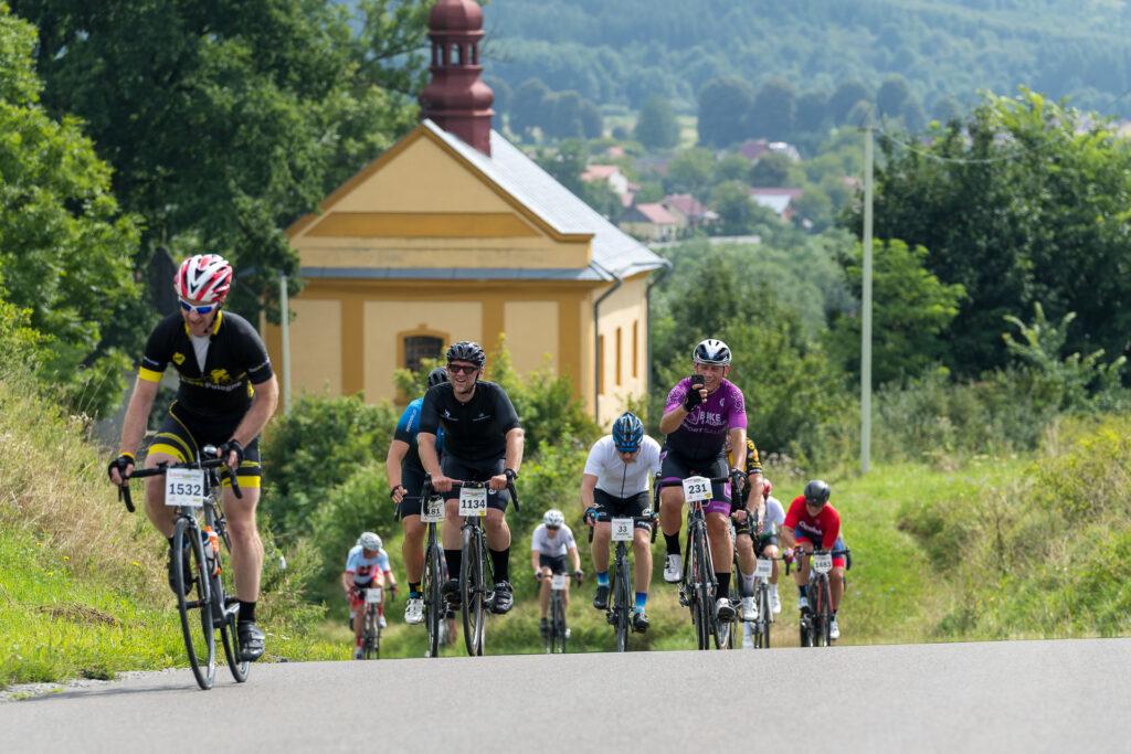Po raz pierwszy ORLEN Tour de Pologne Amatorów zawitał do Arłamowa