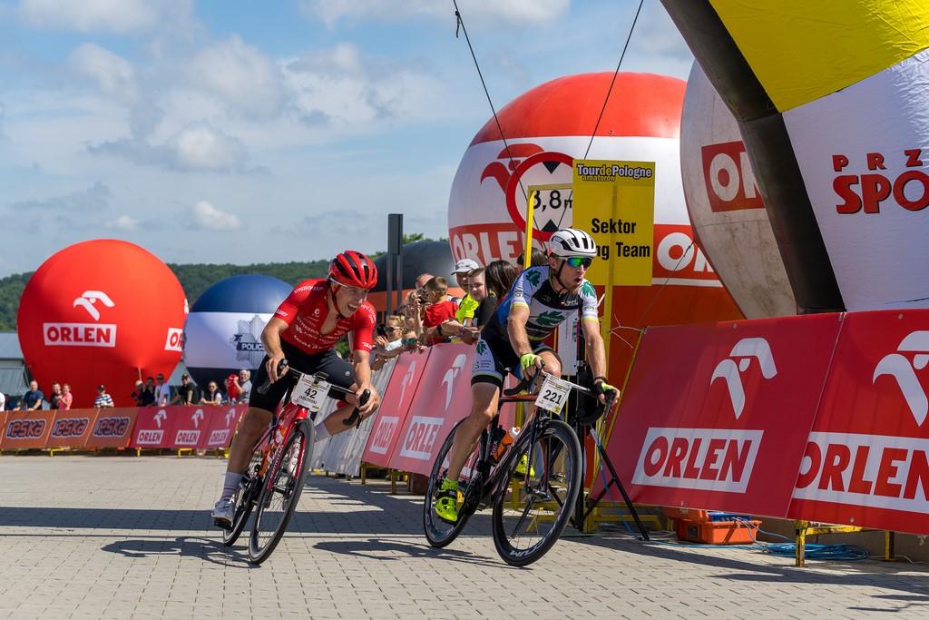 ORLEN Tour de Pologne Amatorów Arłamów 2021, fot. LangTeam